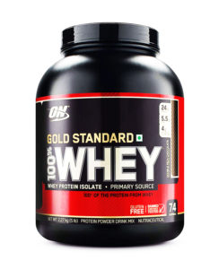 Optimum Nutrition (ON) Gold Standard 100% Whey Protein Powder