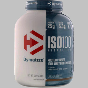 Dymatize ISO 100 protein powder for women in India