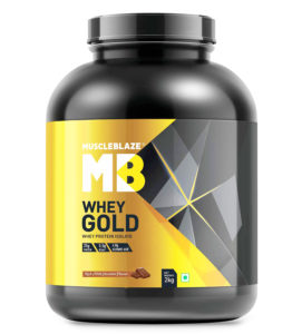 Muscleblaze 100% Gold  WHEY PROTEIN IN INDIA 2020