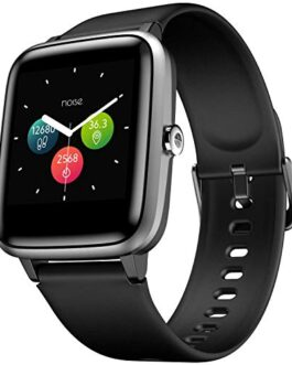 Noise Colorfit Pro 2 Full Touch Control Smart Watch (Jet Black)