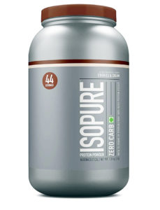 Isopure Zero Carb BEST WHEY PROTEIN IN INDIA 2020