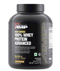 GNC Amp BEST WHEY PROTEIN IN INDIA 2020