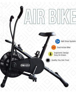 Reach Air Bike Exercise Treadmill Cycle