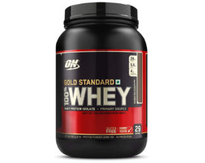 Optimum Nutrition (ON) Gold Standard 100% Whey Protein Powder in India