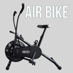 Reach Air Bike Exercise Cycle with Moving Handles Top 3 Best Air Bike India