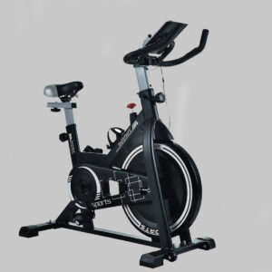 Fitkit FK717 (14lbs Flywheel) with Free Installation Services Spinner Exercise Bike
