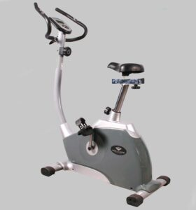 Welcare WC8006 Upright Bike Magnetic Basic with LCD Display