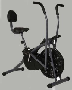 Healthex Unisex Exercise Cycle for Weight Loss at Home