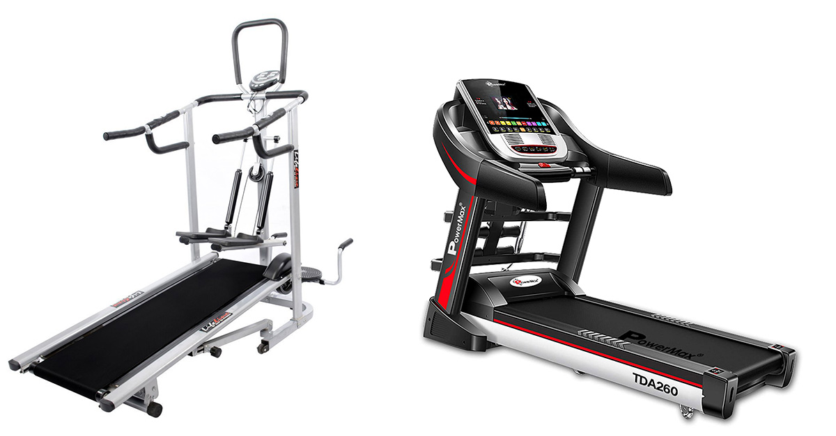 Best Treadmill in India 2020 for Home