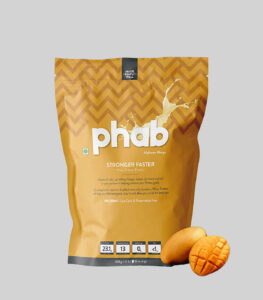 Phab 100% Whey Protein Powder under 500