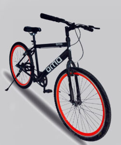 Omobikes 1.0 Light Weight Hybrid Cycle for weight loss